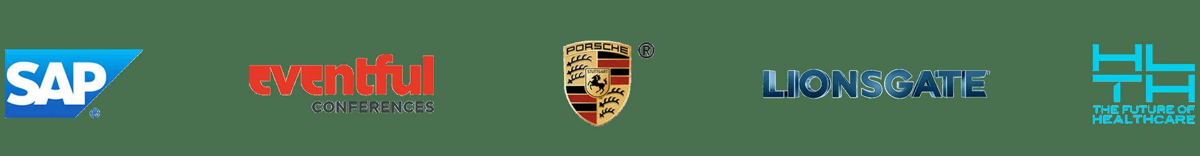 Clarity Experiences Family Brands - Porsche, SAP, Lionsgate, HLTH